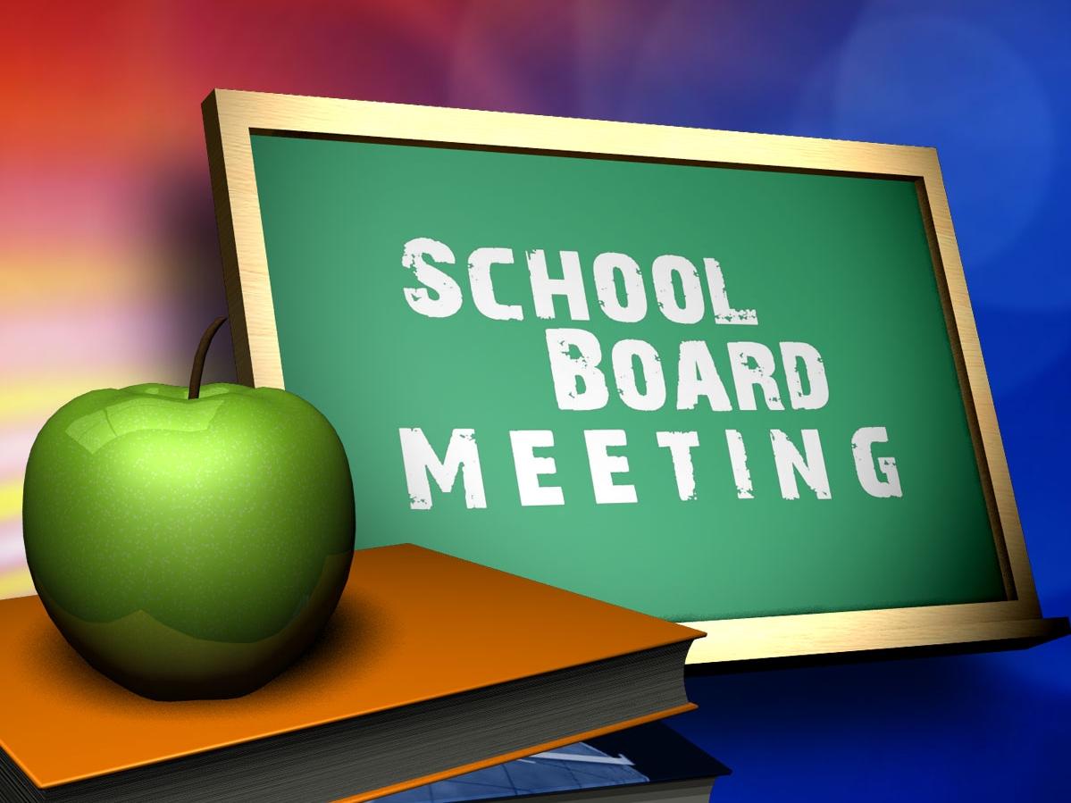 Legacy School Board Meeting